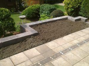 Neu- und Umgestaltung von Gärten