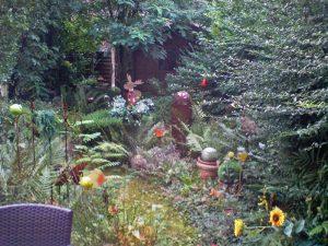 Garten (vorher)